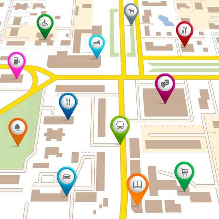 קידום במפות גוגל
